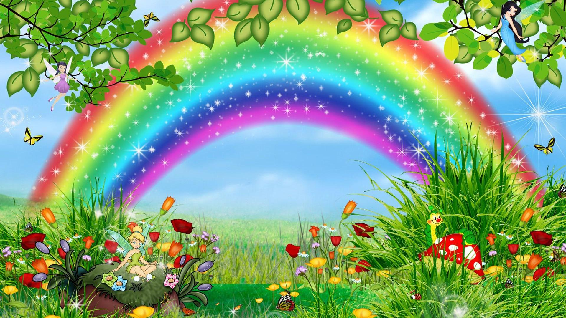 rainbow hd wallpapers - wallpaper, high definition, high quality