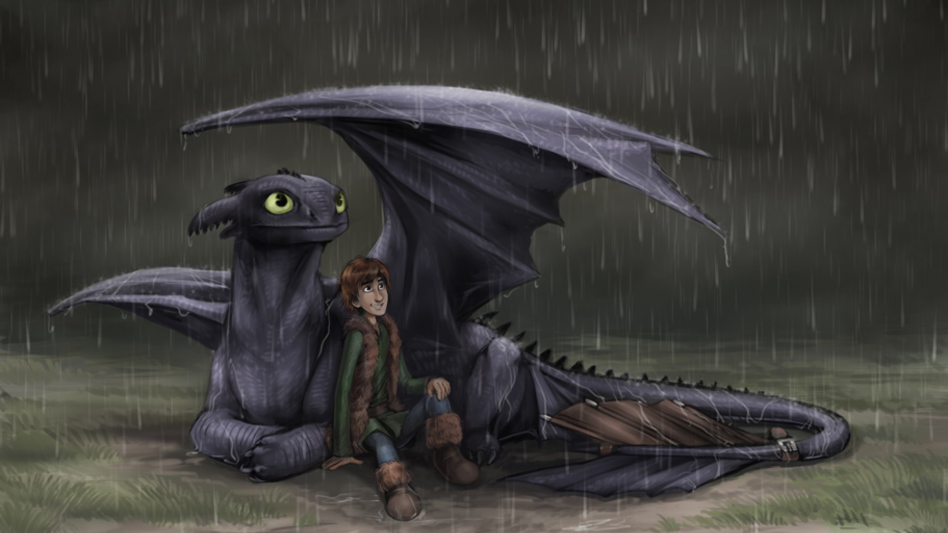 how to train your dragon - photo #48