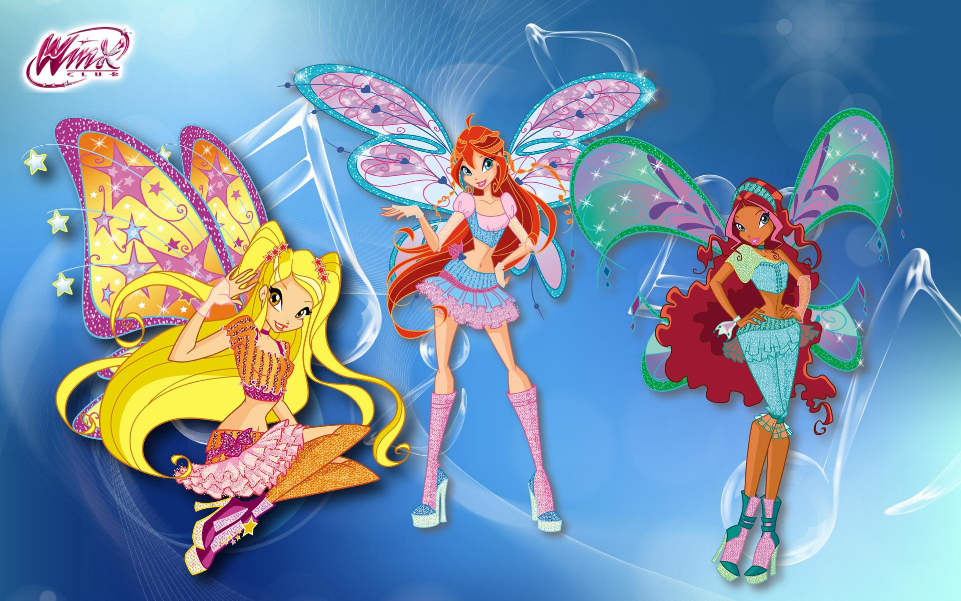 pics photos free download winx club wallpapers