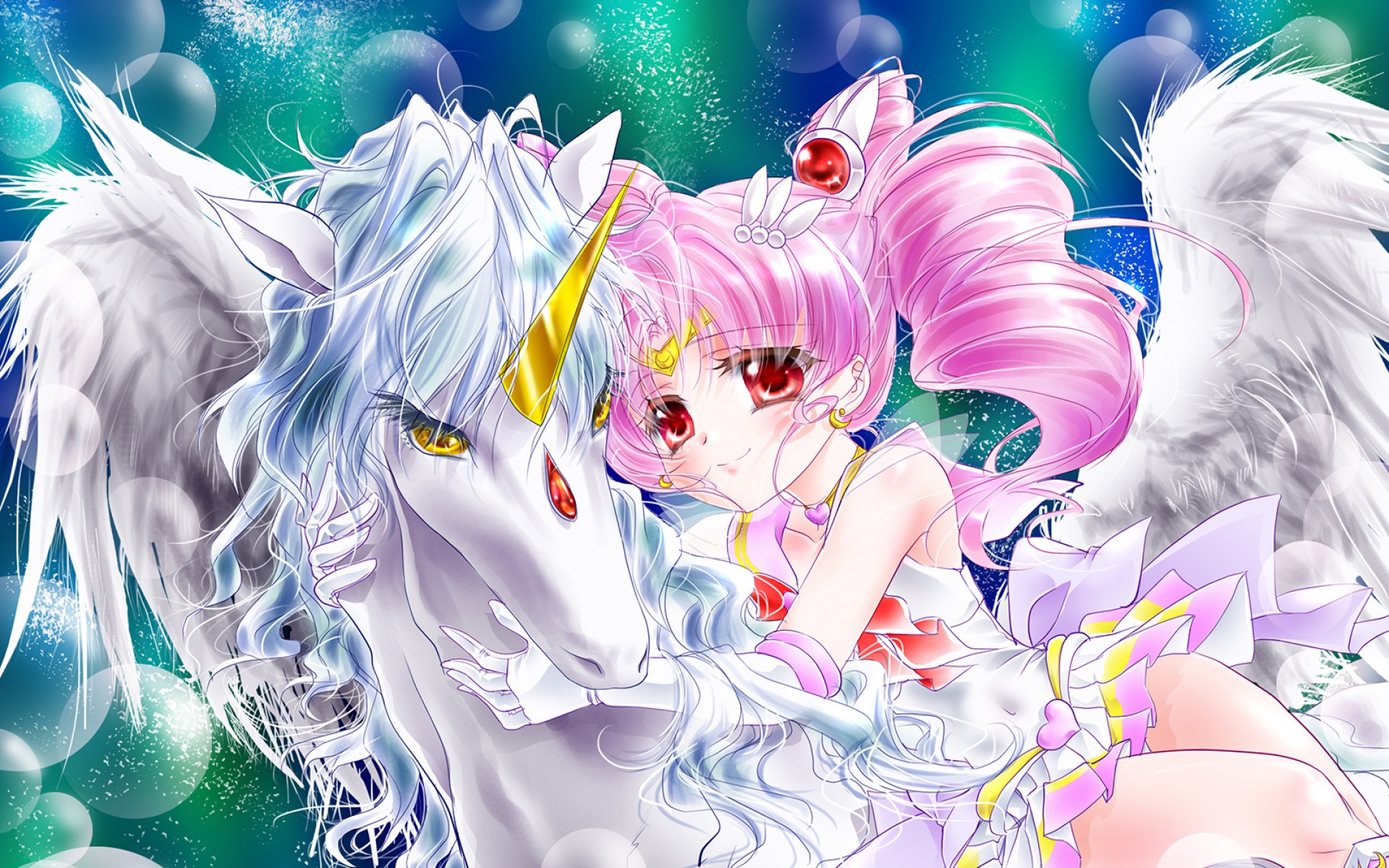 Anime unicorn wallpaper high definition high quality widescreen anime unicorn wallpaper anime unicorn voltagebd Images
