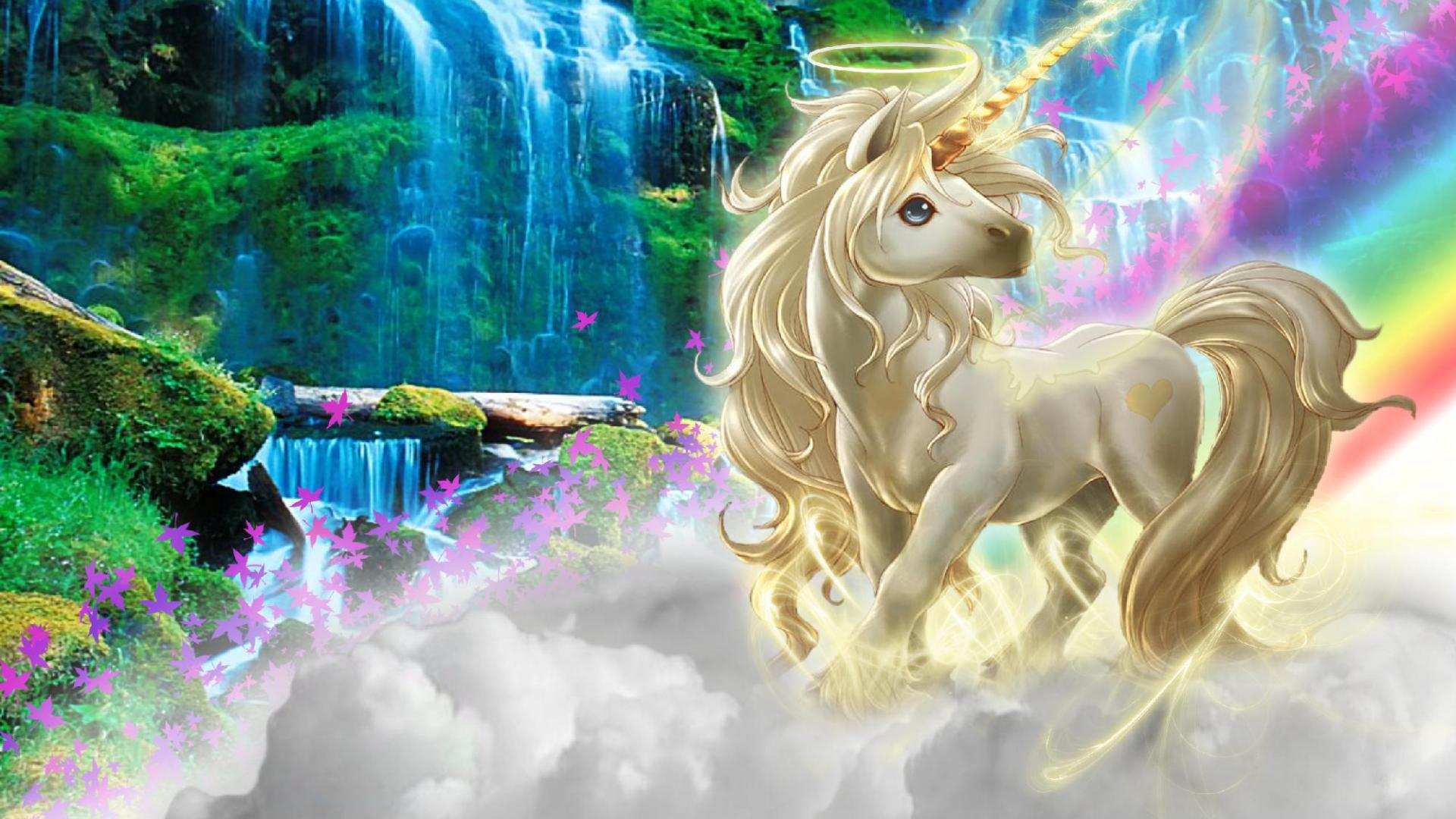 Fantasy unicorn wallpaper high definition high quality widescreen fantasy unicorn wallpaper fantasy unicorn voltagebd Images
