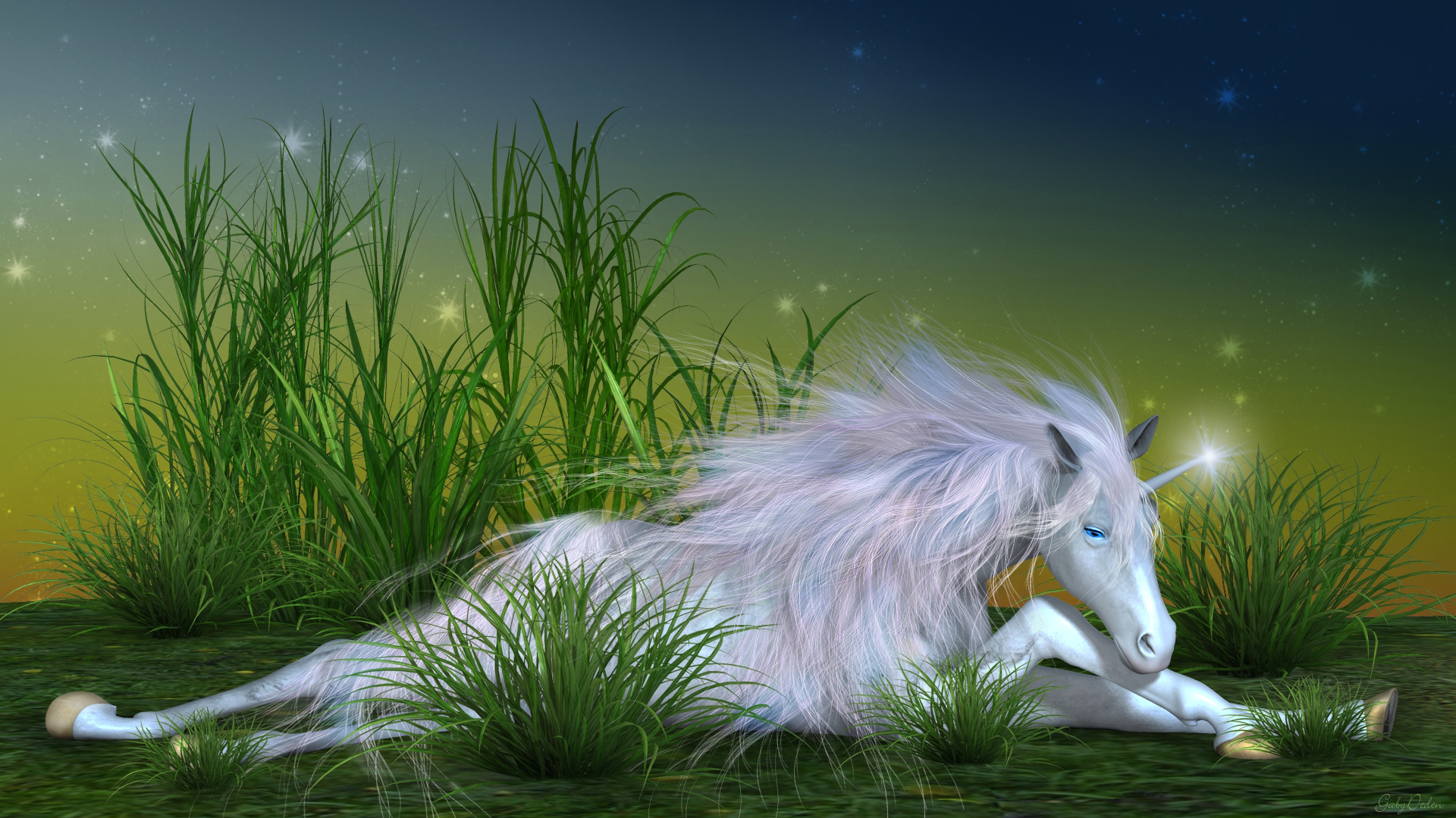 Unicorn desktop wallpaper wallpaper high definition high quality unicorn desktop wallpaper voltagebd Images
