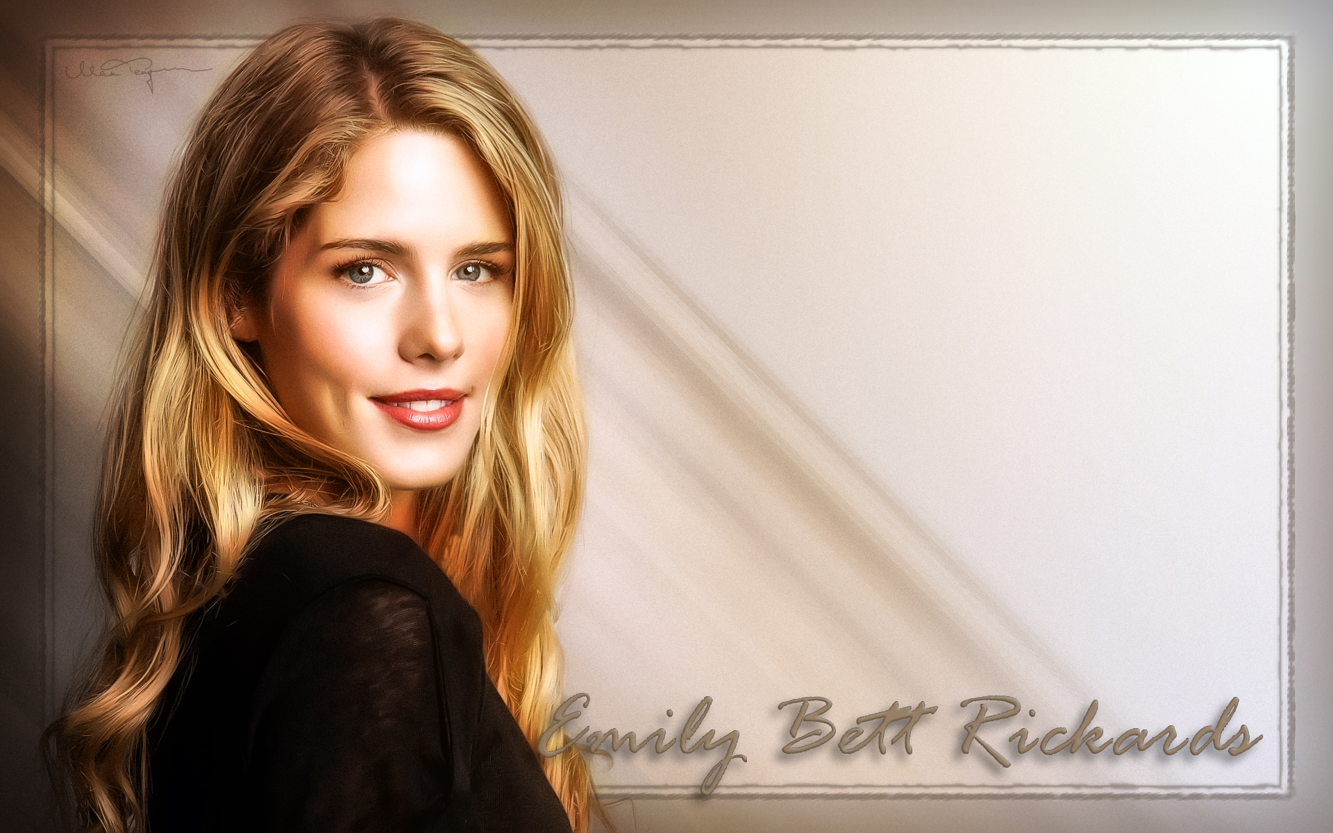 Emily Rickards Wallpaper