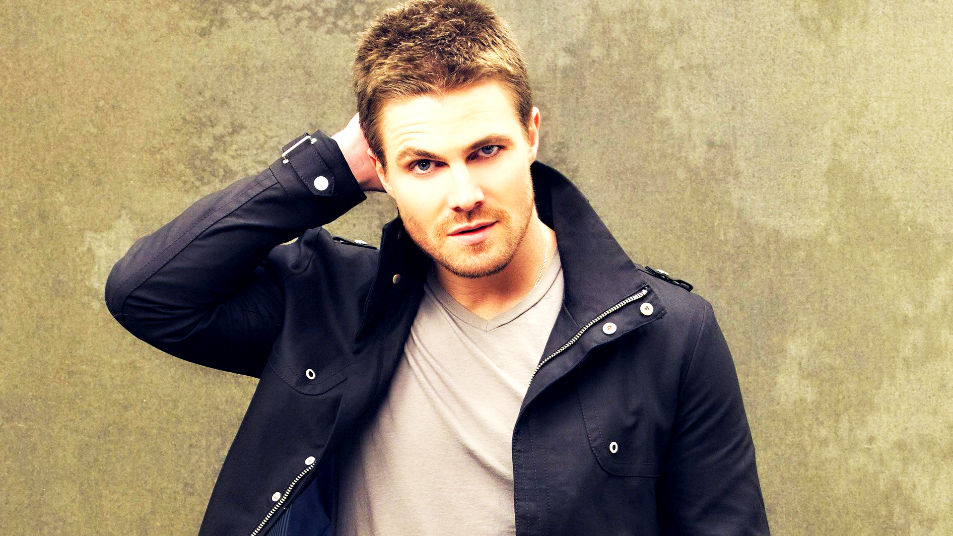 Stephen Amell WallpaperStephen Amell