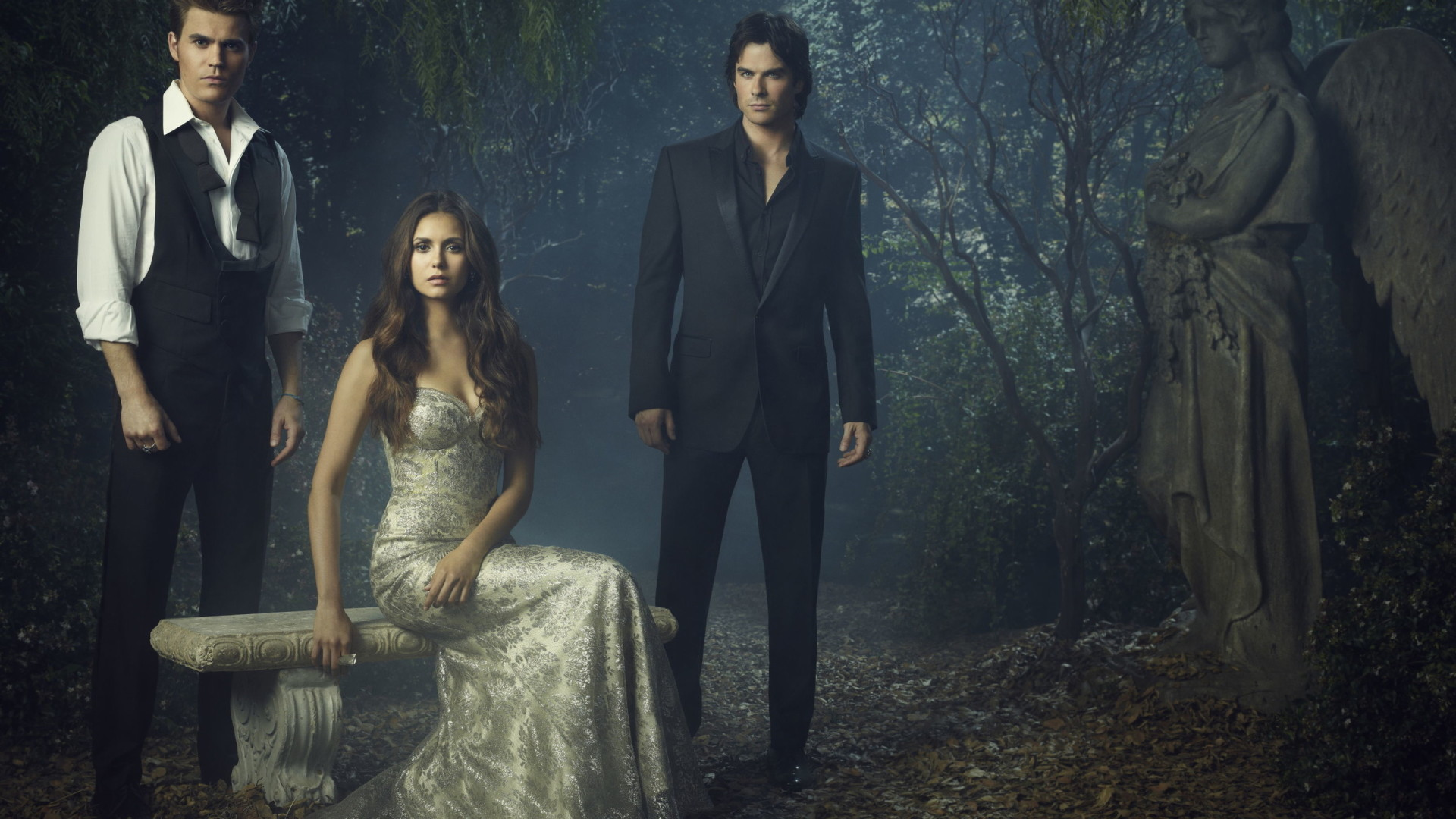 Wallpaper The Vampire Diaries: Wallpaper, High Definition, High