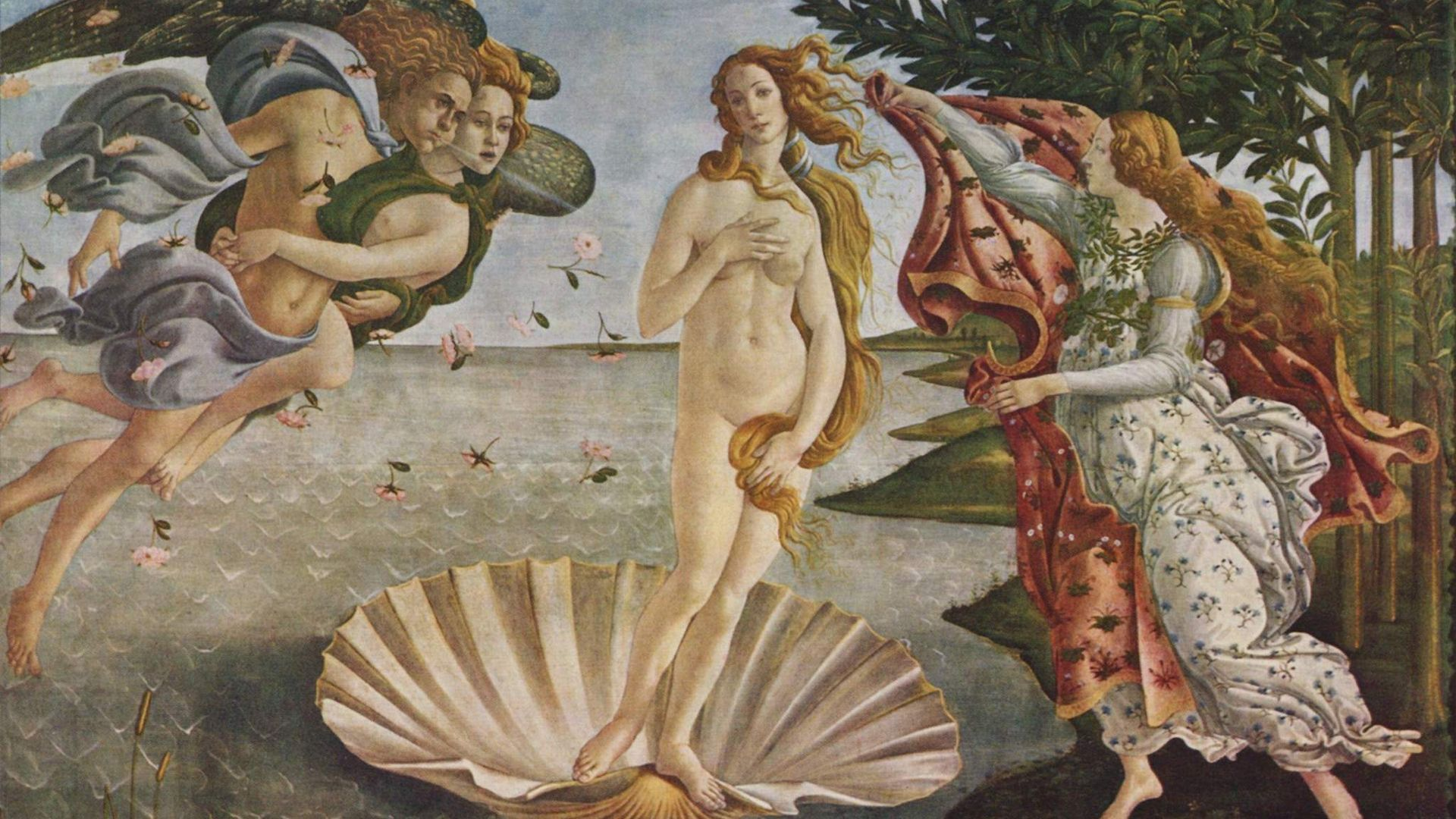 The Garden of Earthly Delights - Wallpaper, High Definition, High ...