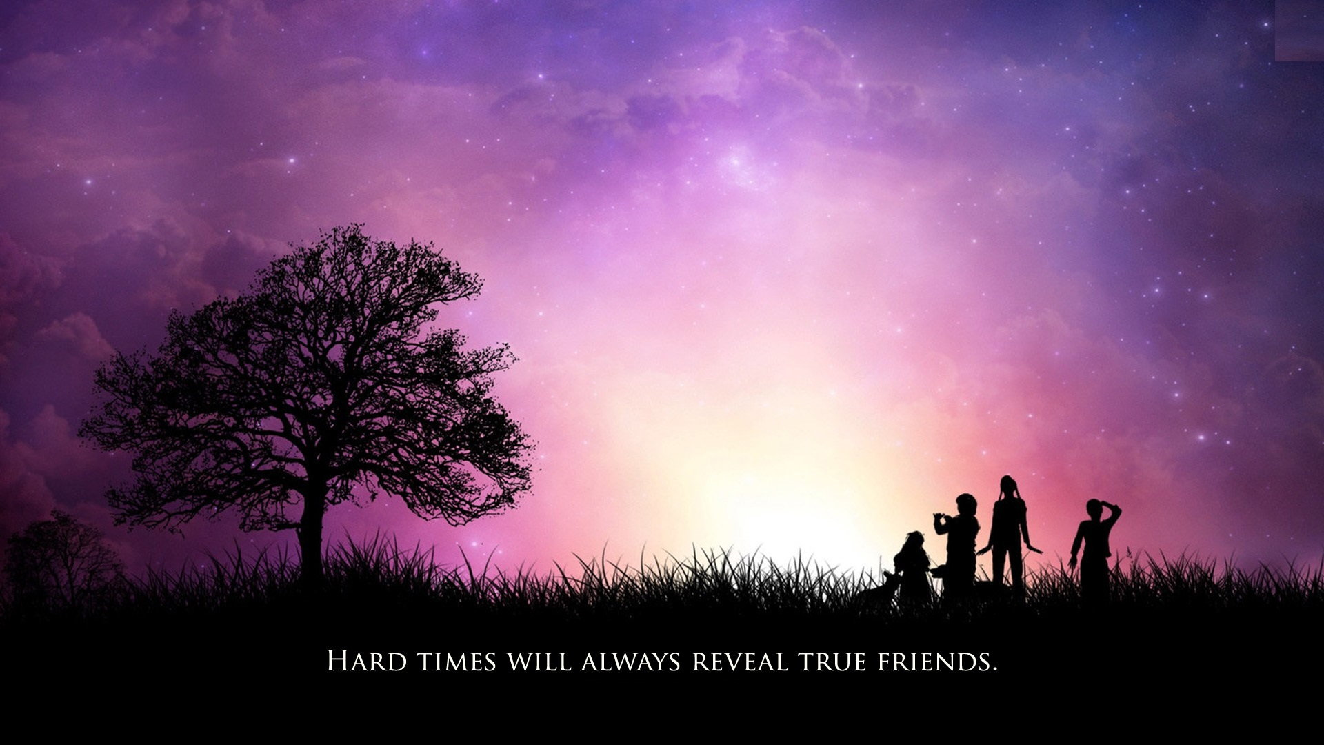 Friendship Quotes HD - Wallpaper, High Definition, High ...