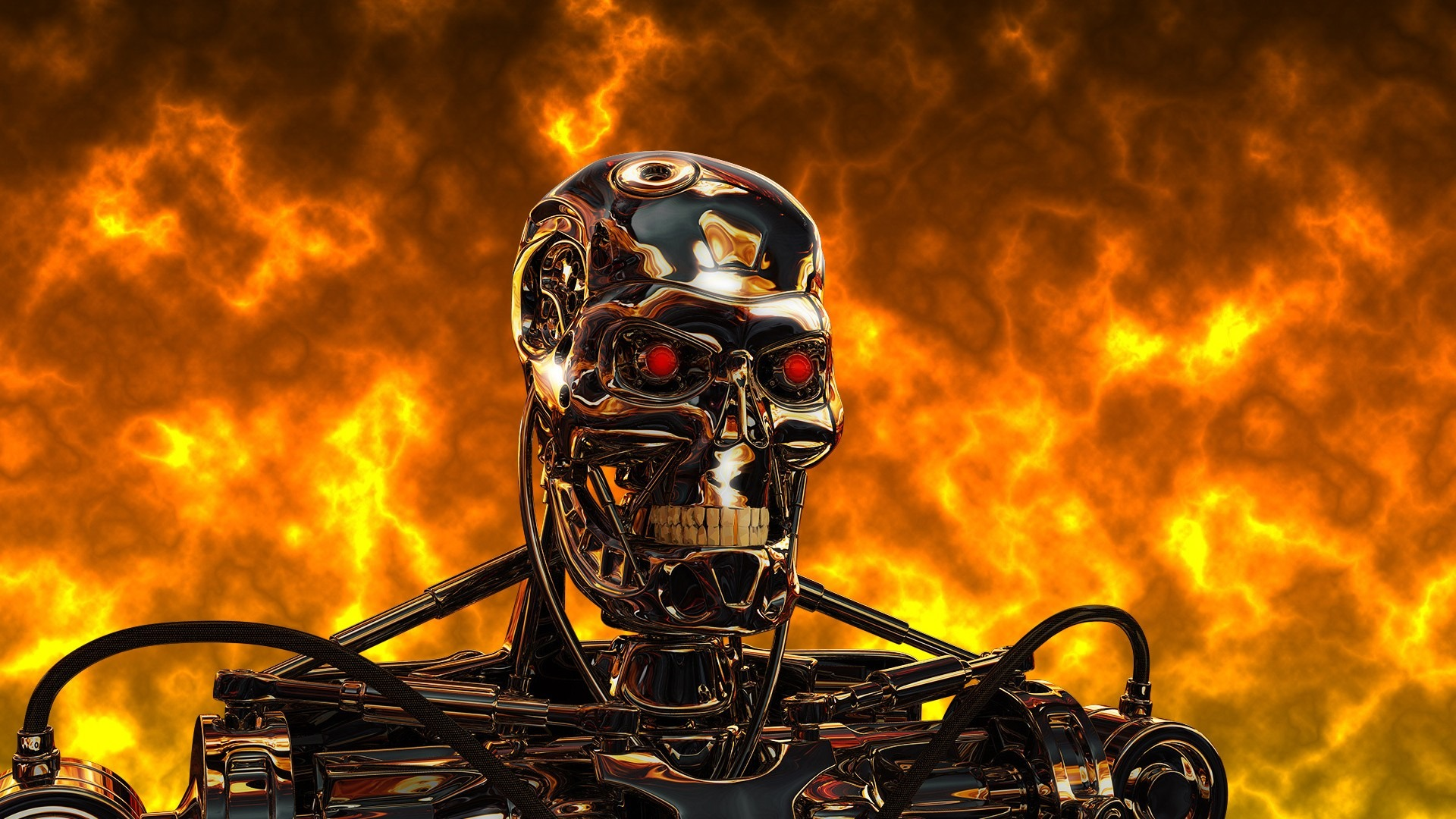 Robot Pictures Wallpaper High Definition High Quality