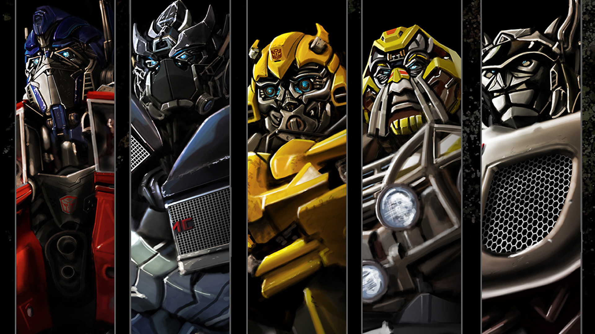 Transformers Hd Wallpaper High Definition High Quality