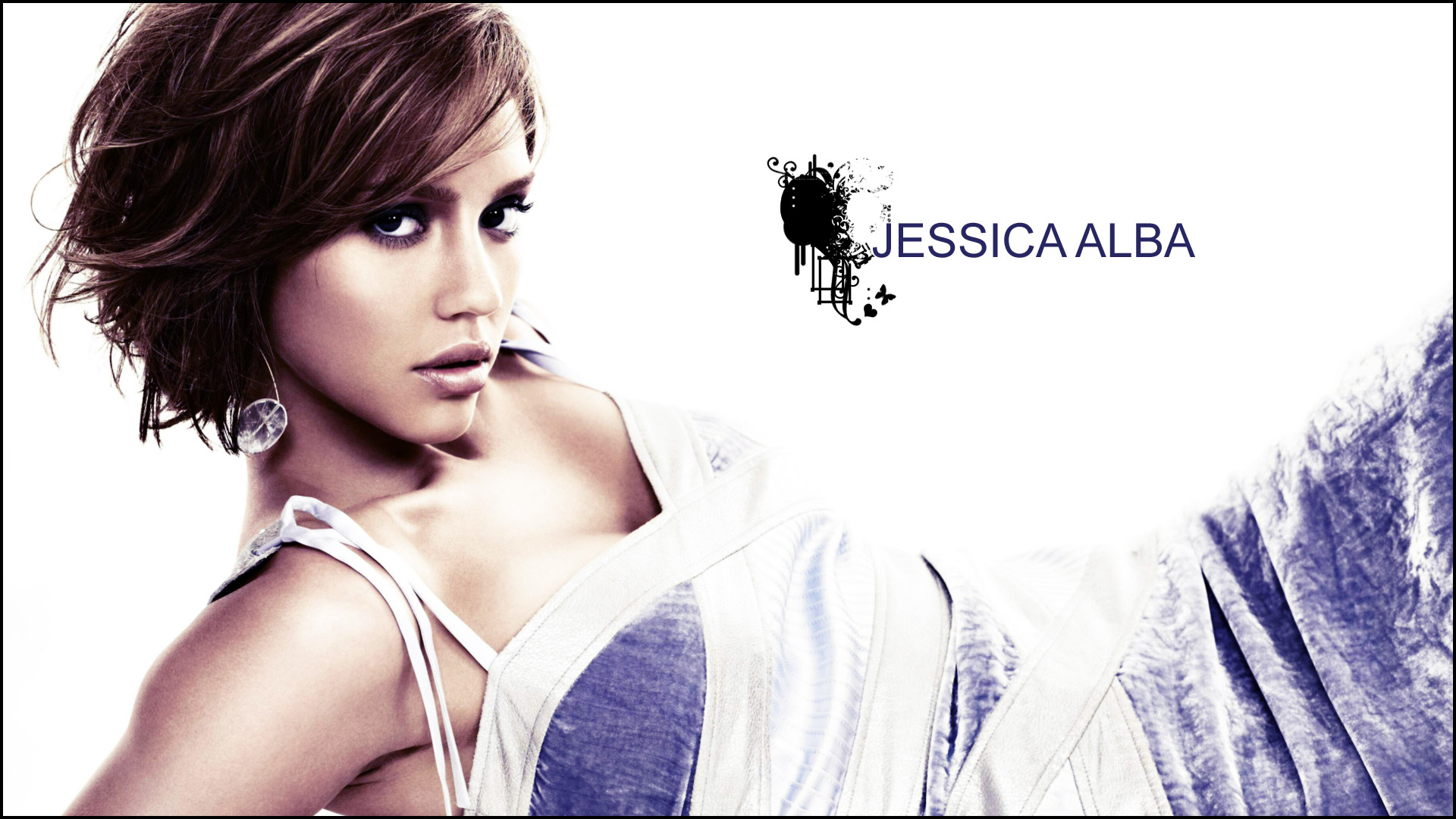Jessica Alba Wallpapers  X