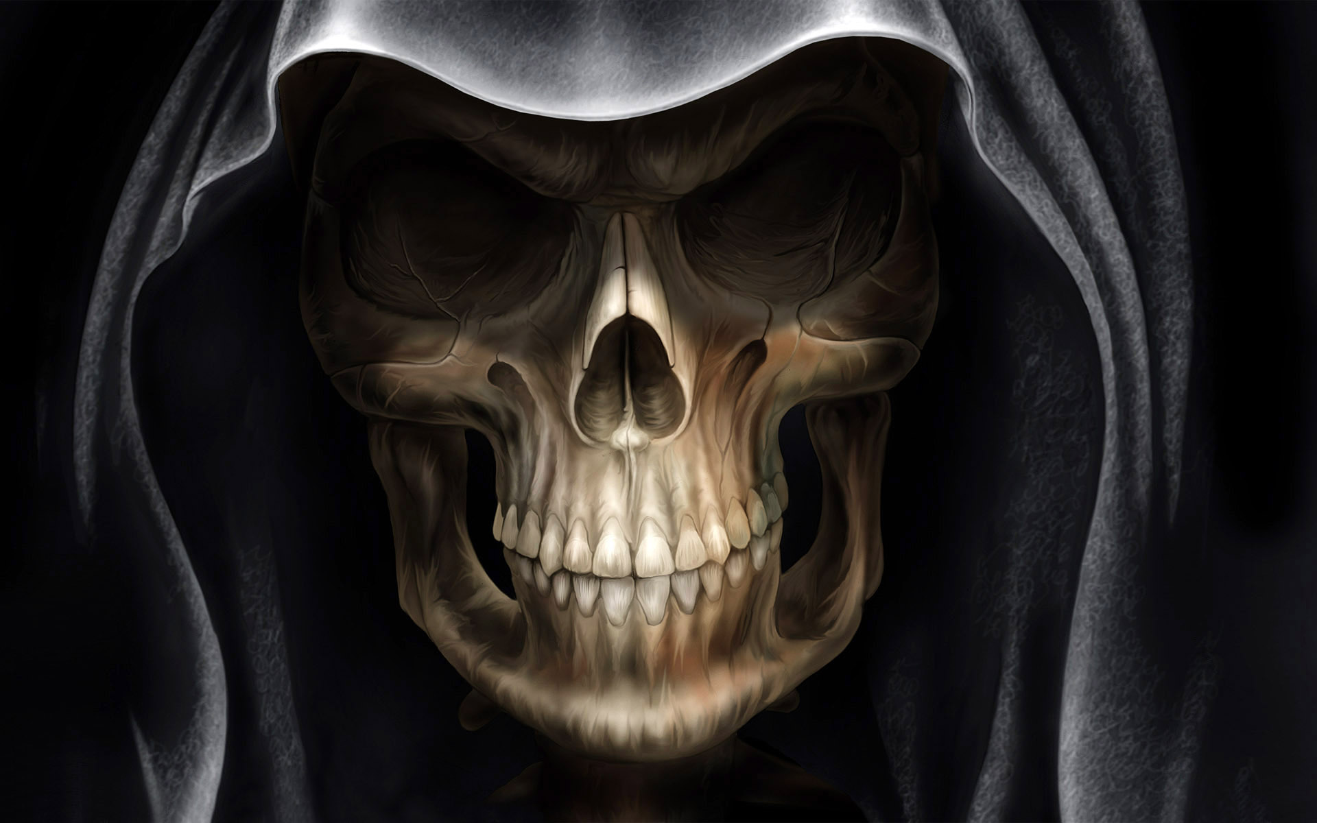 demon alien devil skull wallpaper high definition high quality