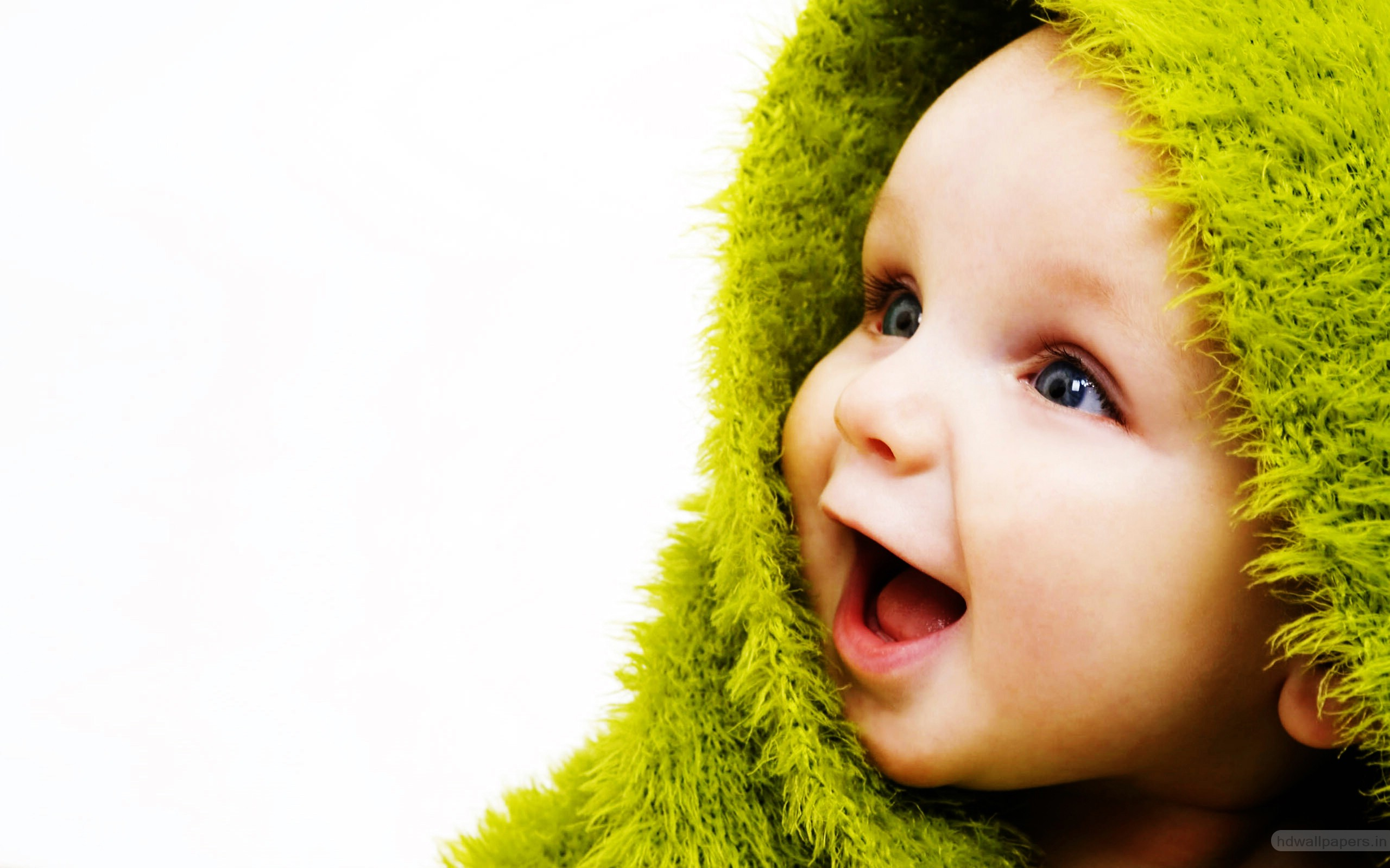 little cute baby - wallpaper, high definition, high quality, widescreen