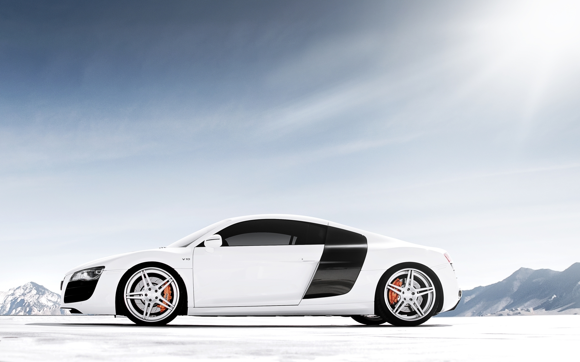 Car Wallpaper Audi R8