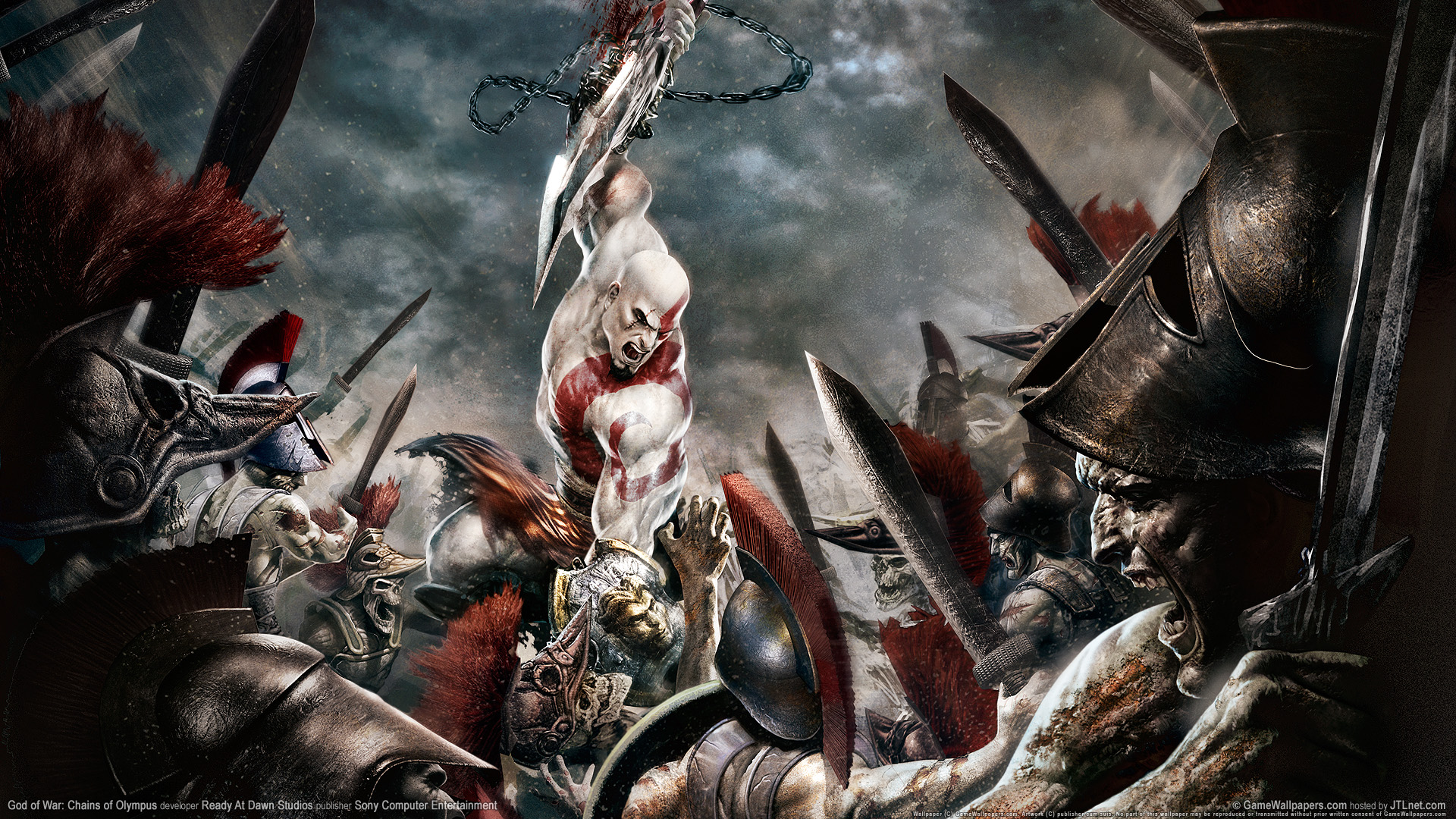 God Of War 2 New Game