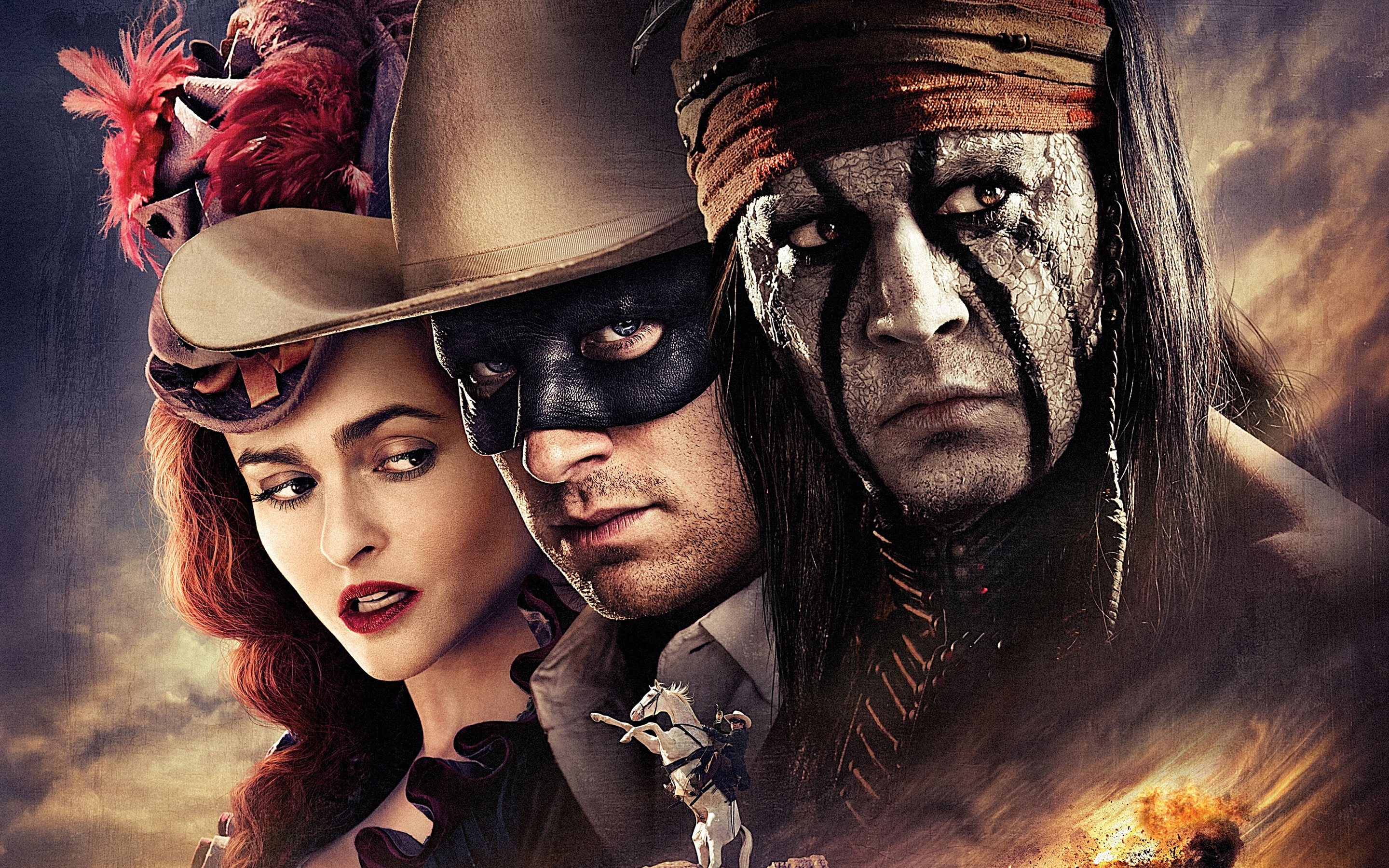 2013 The Lone Ranger Movie - Wallpaper, High Definition, High Quality ...