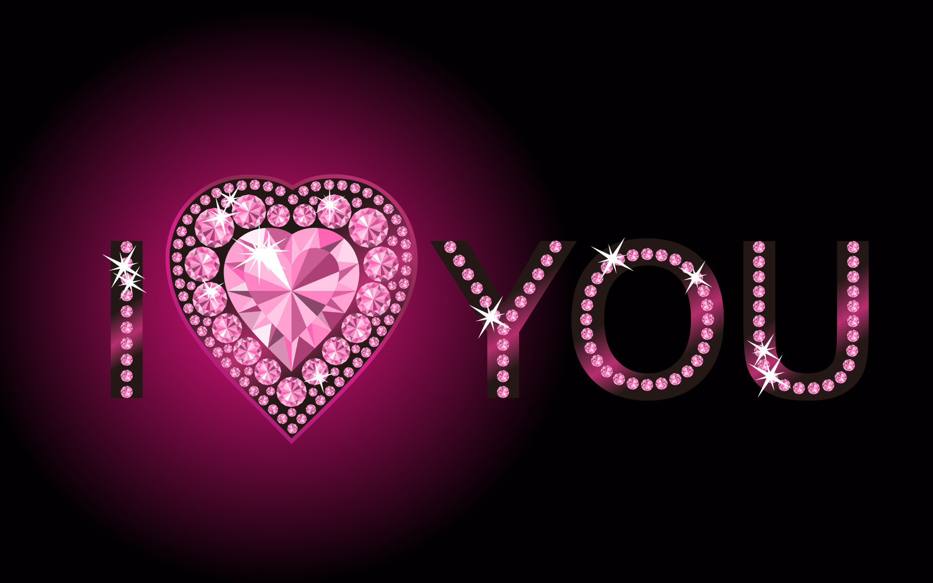 I Love You Desktop Wallpaper - Wallpaper, High Definition ...