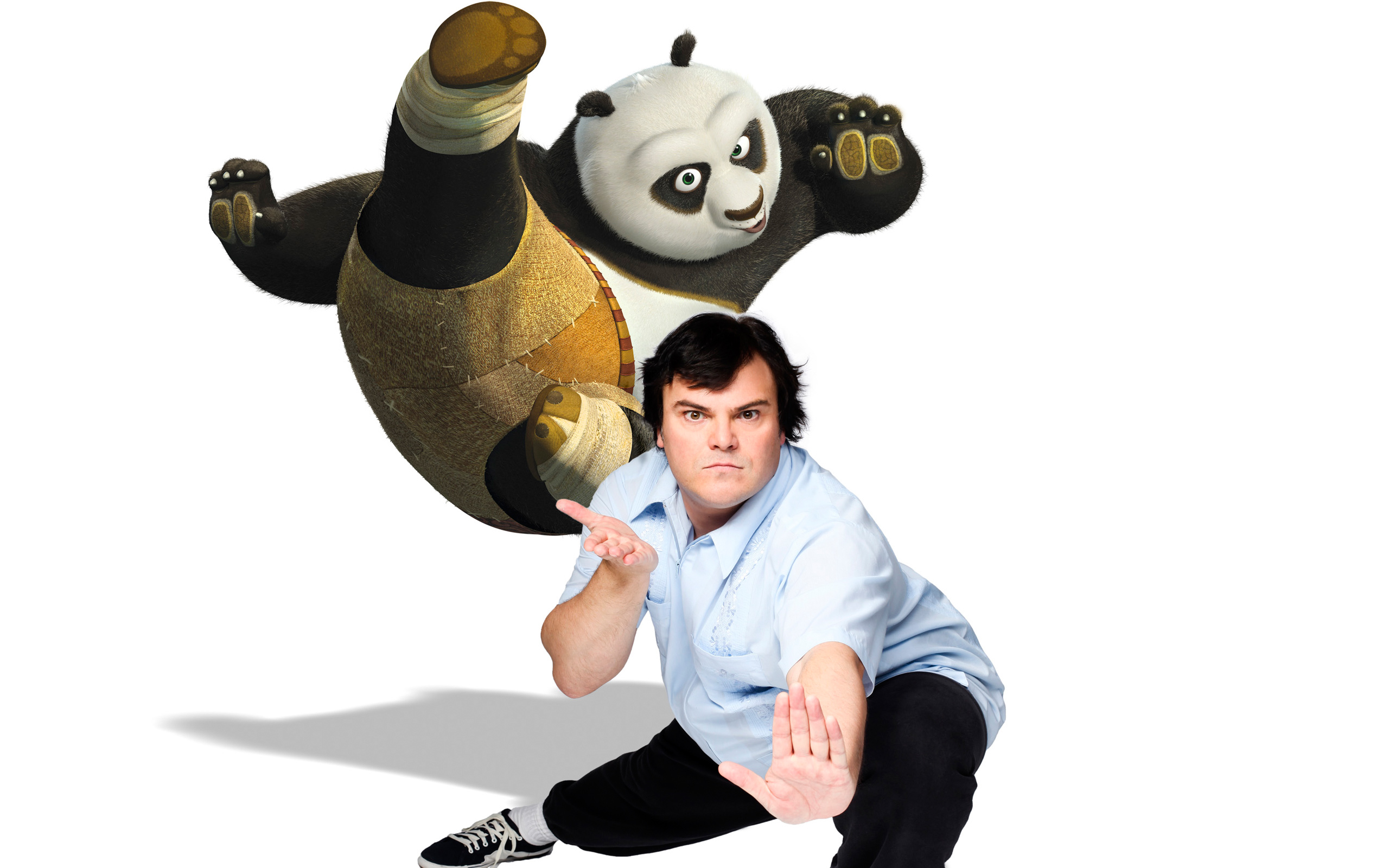 Jack Black Wallpapers Jack Black As Panda