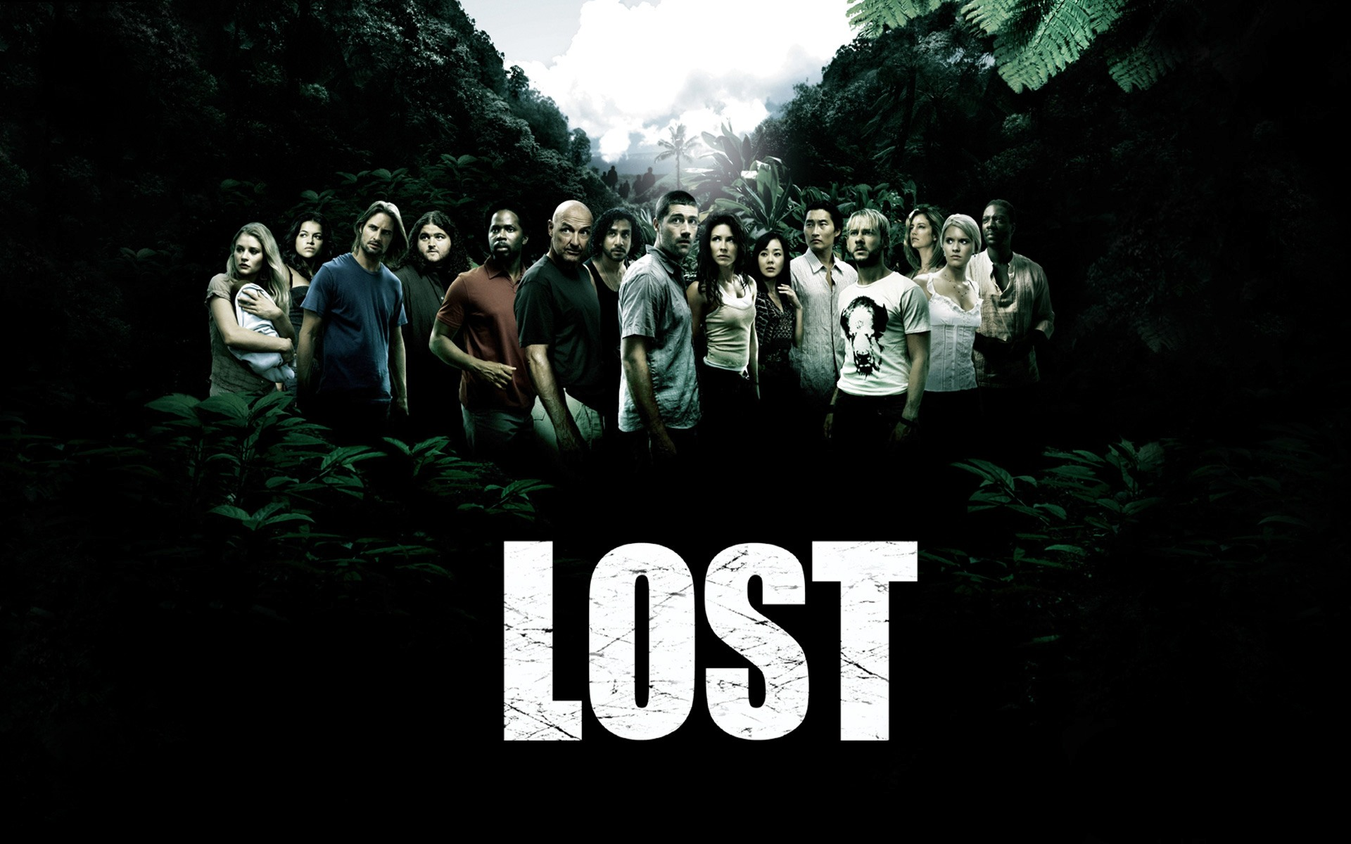 lost tv series - wallpaper, high definition, high quality, widescreen