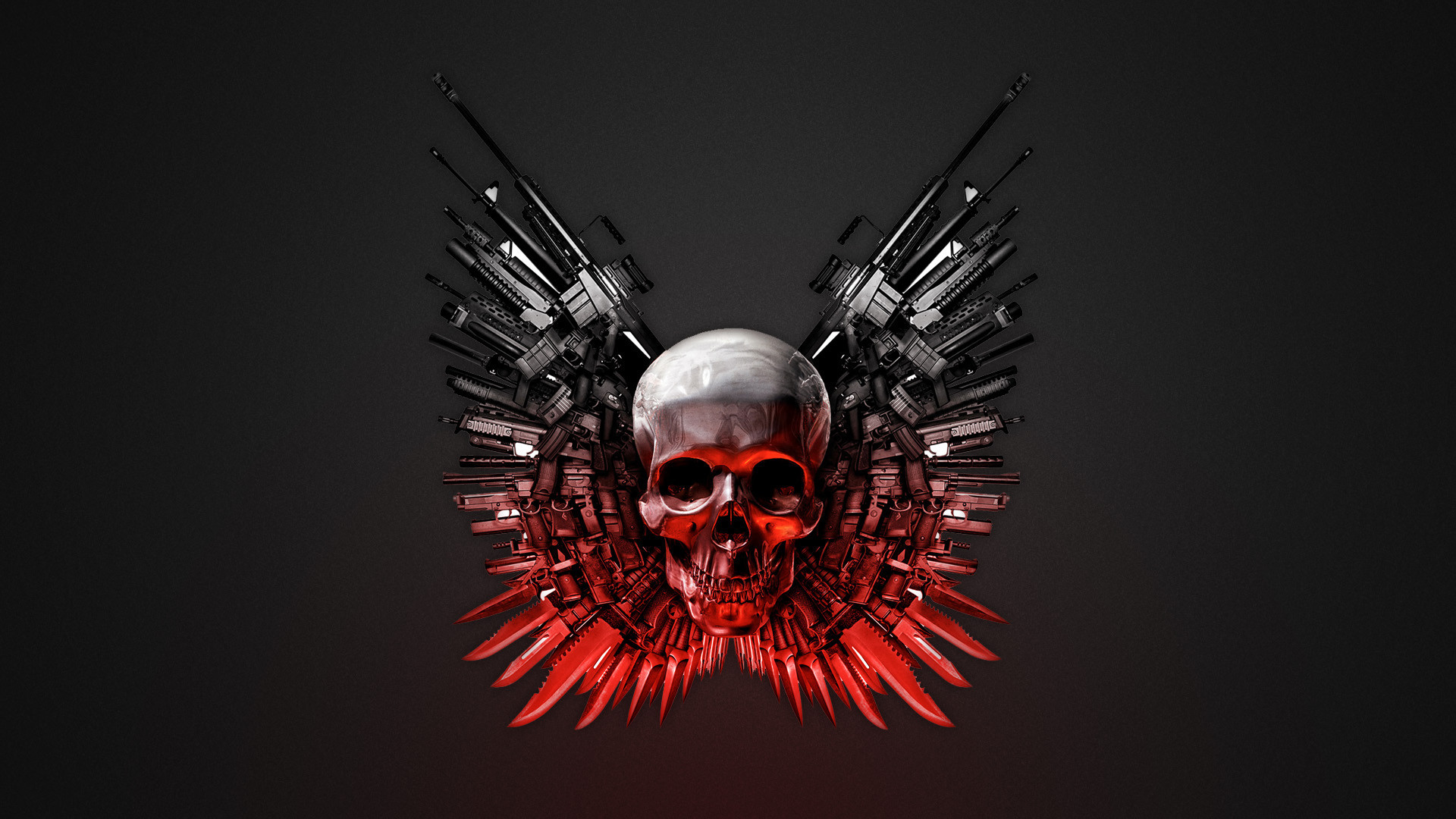 the expendables weapons - wallpaper, high definition, high quality