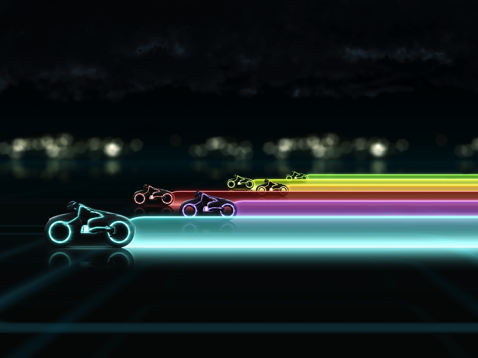 the tron light cycle - photo #19