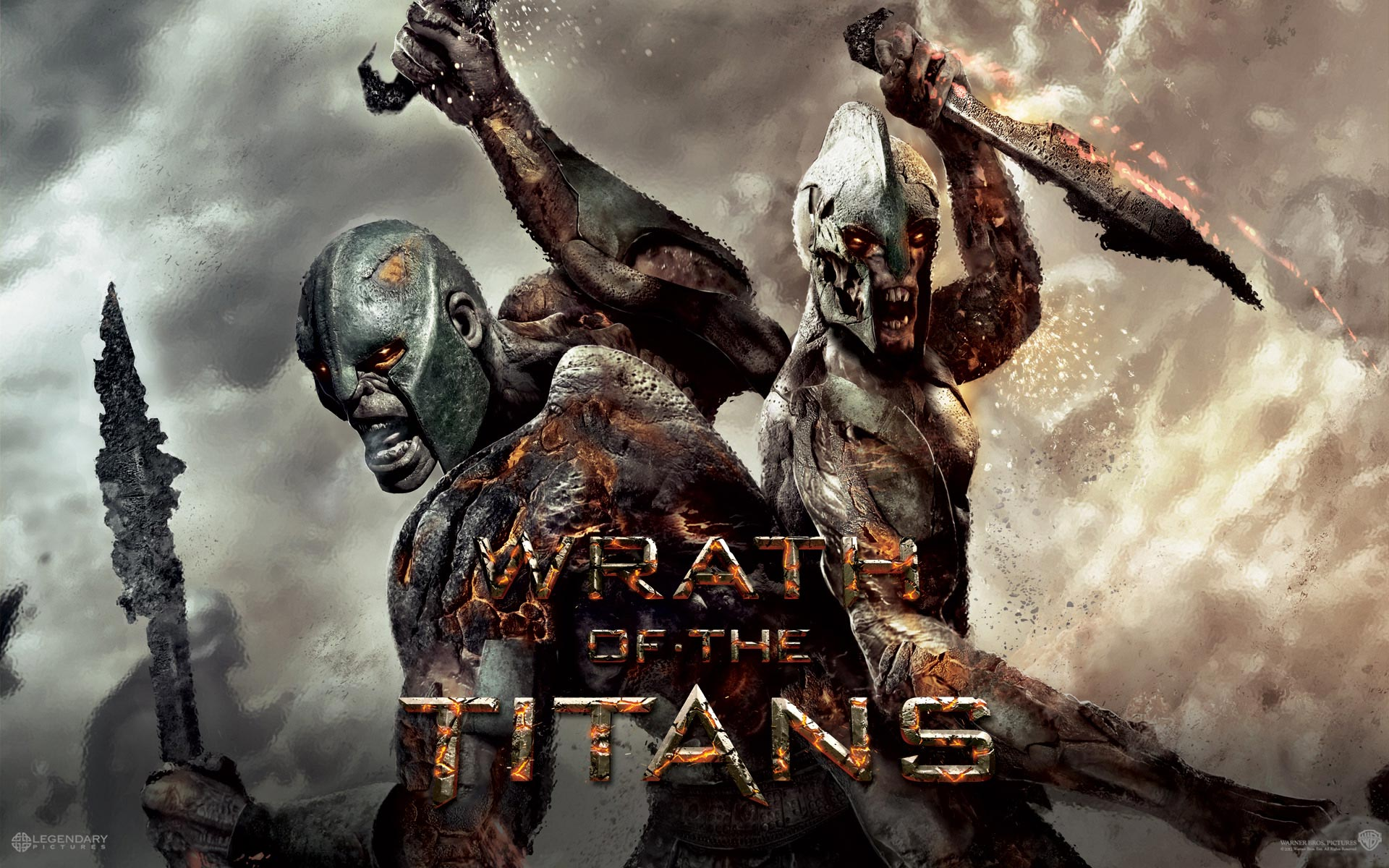 Wrath Of The Titans Movie Wallpaper High Definition
