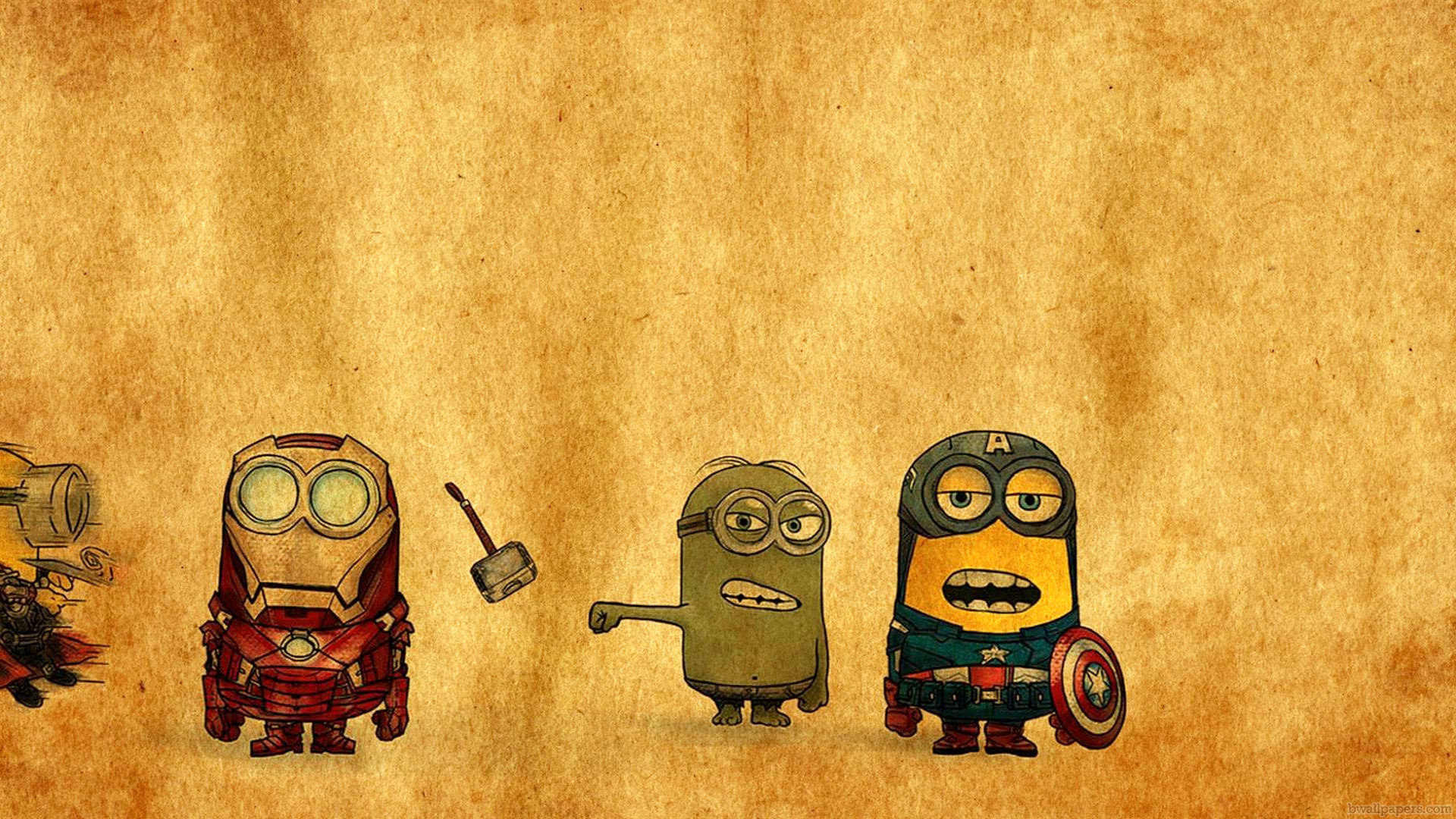 minion hd wallpaper - wallpaper, high definition, high quality