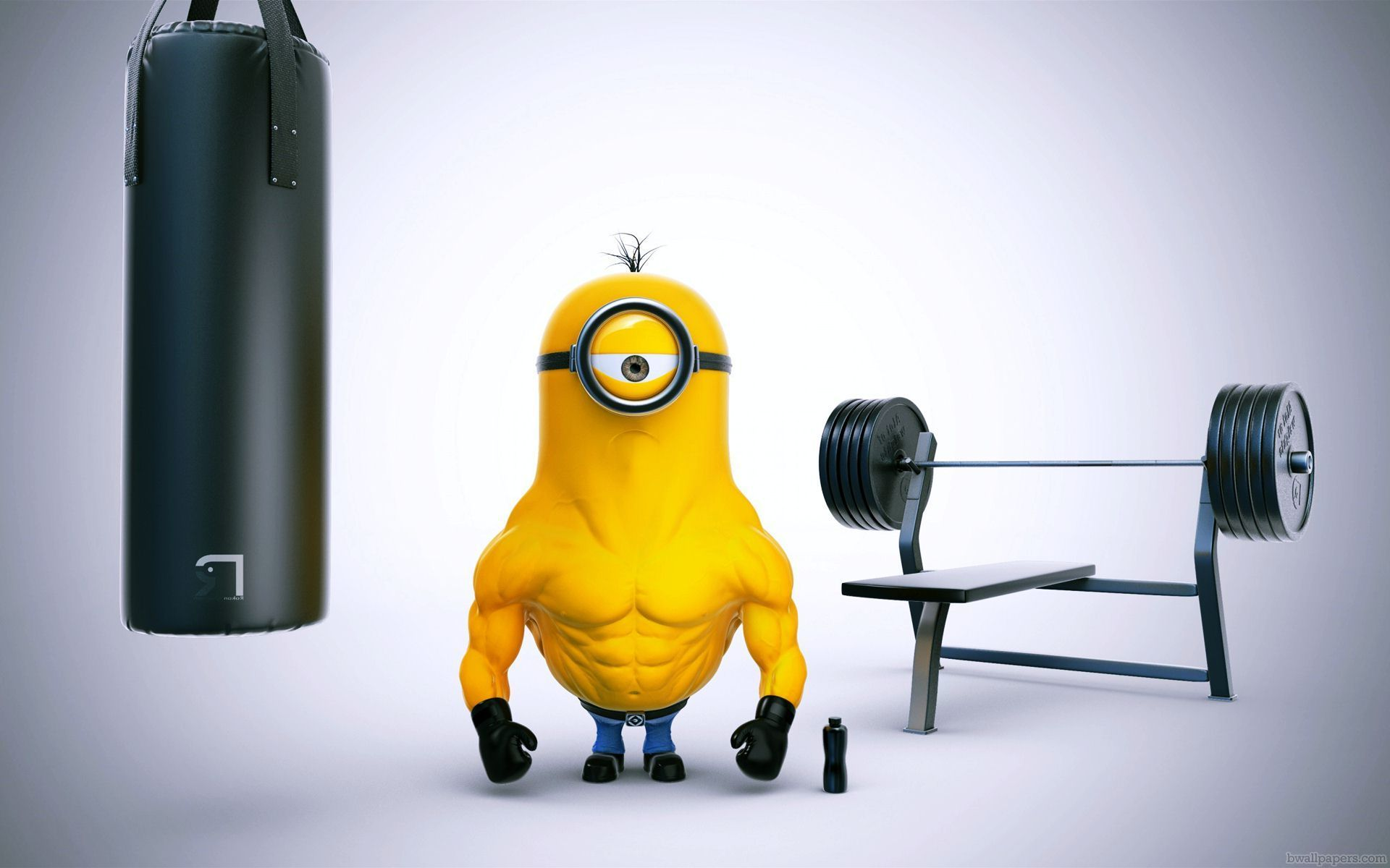 Beautiful Wallpaper High Resolution Minion - minions-background_032145749  Best Photo Reference_619510.jpg