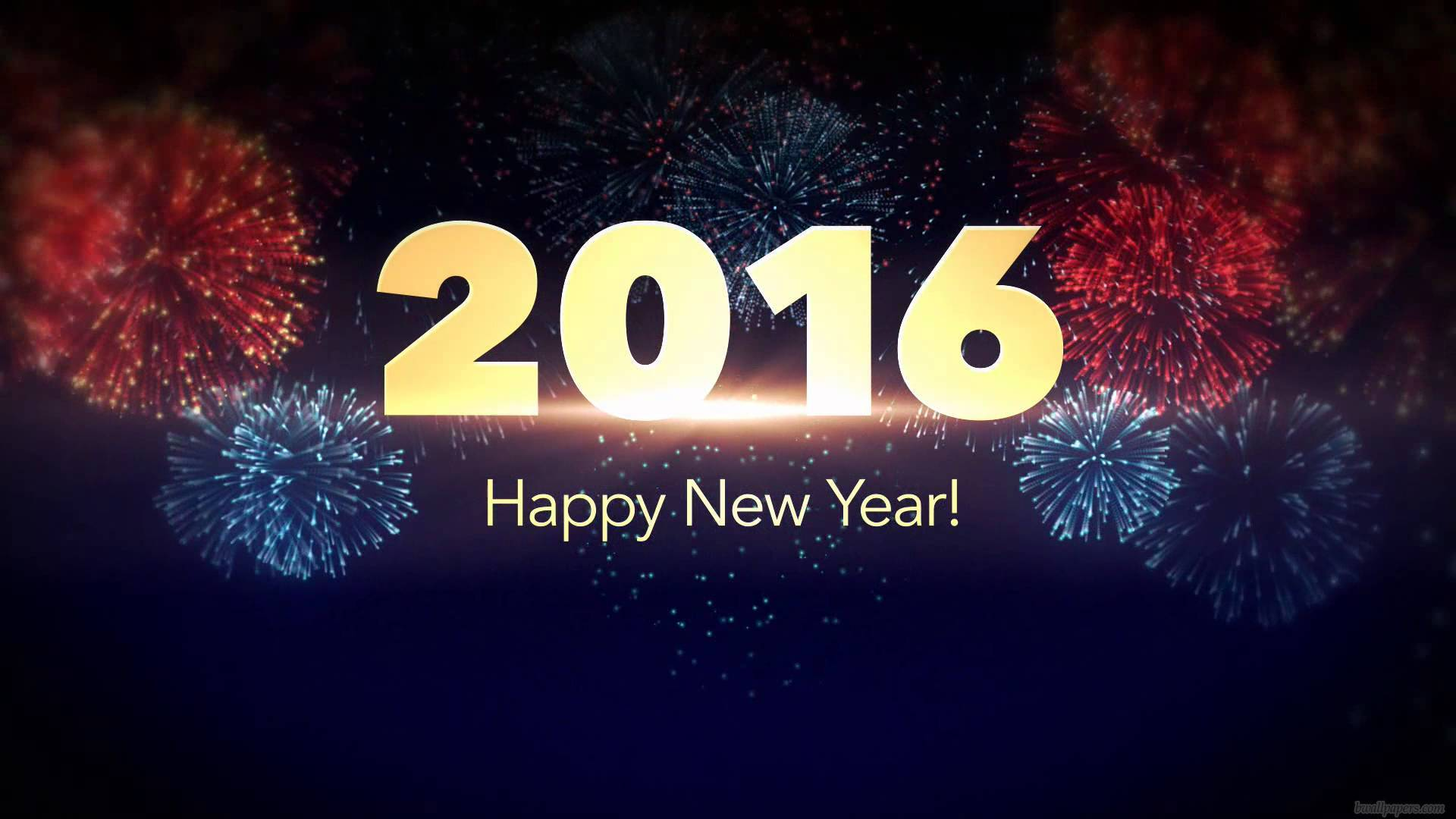 2016 happy new year wallpaper high definition high